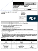 arlington echo plan sheet extended day