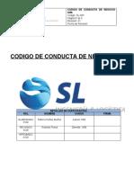CODIGO DE CONDUCTA DE NEGOCIO SL.docx