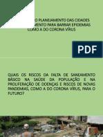 Prof. Adacto Ottoni - Depto. Engenharia Sanitária e do Meio Ambiente da UERJ