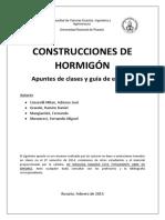 Construcciones de Hormigon - Apuntes-de-clases- TEORICAS