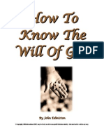 Will of God eBook