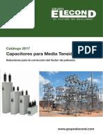 Catalogo Capacitores MT