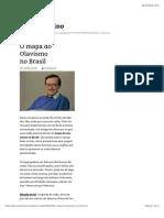 O mapa do Olavismo no Brasil | Alarico Celestino