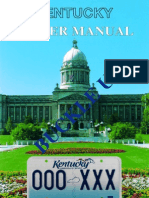 2006 Ky Drivers Manual