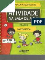 Atividade na sala de aula- Matemática