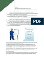 procedimientos didacticos
