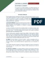 U2-3A LAS PRUEBAS DE UN PUEBLO EL DESIERTO