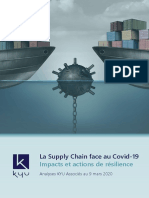 Supply chain face au Covid-19