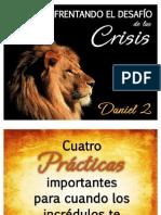 El desafío de las crisis (Daniel 2)