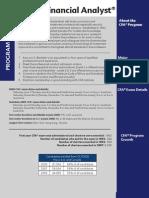 CFa fact sheet 2008