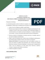 Actividad Autonoma 8 Crucigrama sobre las habilidades o talentos de acuerdo al tipo de inteligencia.pdf