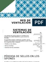 RED DE VENTILACIÓN
