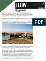 El deambular de los vaqueros trashumantes (Unfollow, 29-09-13)