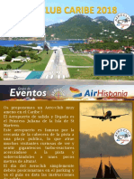EVENTO AEROCLUB CARIBE