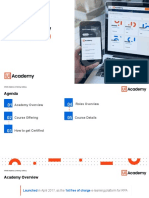 UiPath Academy Training Catalog