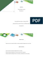 Desarrollo Matriz articulos