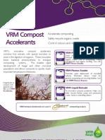 VRM Compost Accelerants