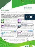 VRM Product Summary