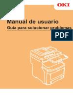MC780 Guia para solucionar problemas