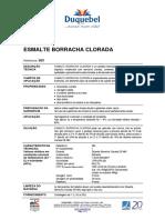 583-Esmalte Borracha Clorada