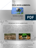 Problemática Socio Ambiental