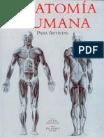 Andras Szunyoghy -  Anatomia Humana Para Artistas