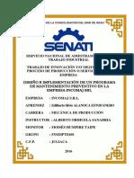 DISEÑO E IMPLEMENTACIÓN DE UN PROGRAMA DE MANTENIMIENTO PREVENTIVO EN LA EMPRESA INCOMAJ SRL.pdf