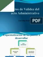 requisitosdevalidezdelactoadministrativo-150828143623-lva1-app6892