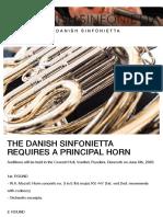 The Danish Sinfonietta
