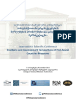 ICOM Conference-programme