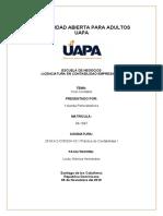 TAREA DE PRACTICA CONT. I (CICLO CONTABLE)
