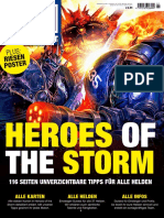 Buffed Extra Sonderheft - Heroes of the Storm