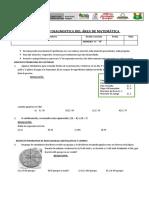 EVALUACIÓN DIAGNOSTICA DEL ÁREA DE MATEMÁTICA.docx