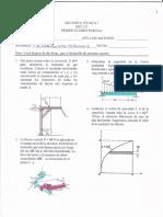 EXAMENES estatica mec211