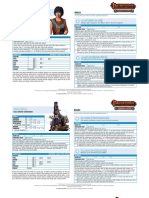 PACG Sheets CD Summoner