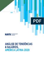 Hays Análise de Tendências LATAM 2020 BR