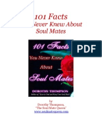 101 Facts You Never Knew About Soul Mates