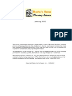 Cleaning Service Business Plan1