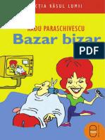 Radu Paraschivescu - Bazar Bizar