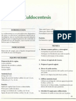 Culdocentesis