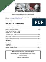 OJP 10 - Taxe carbone, reprise, crise 29, burqa.pdf