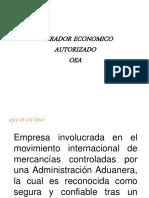 Implementacion OEA