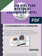 Unidad 4 gestion de la produccion