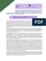 Corte Constitucional Comunicado No. 10 del 26 y 27 de febrero de 2020