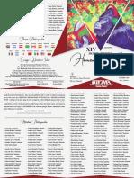 XIV Salón de Arte Postal Homenaje al Libro - IUTAR - Arte Final