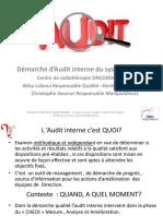 2. Démarche audit qualité ONCODOC(1)
