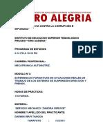 MODULO 2 SISTEMA DE DIRECCION, SUSPECION, Y FRENOS