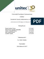 Administración Estratégica INFORME GRUPO 5 (1)