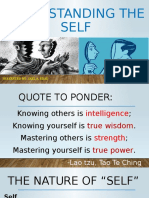 Understanding the Self Introduction