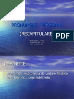 3pronumele